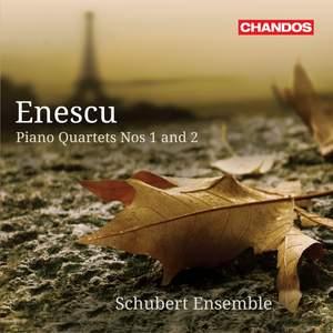 Enescu: Piano Quartets Nos. 1 & 2 Product Image