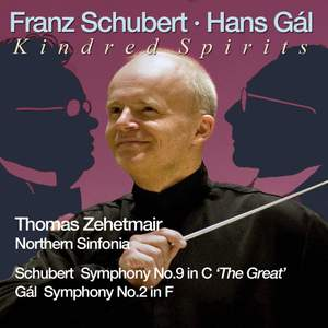 Hans Gál & Schubert: Kindred Spirits