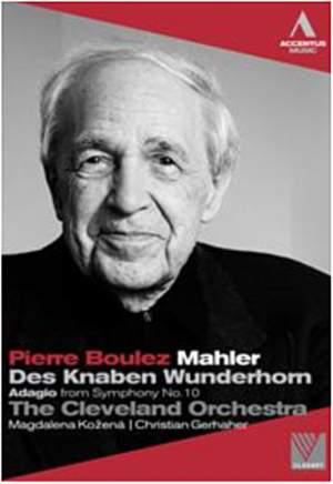Pierre Boulez conducts Mahler