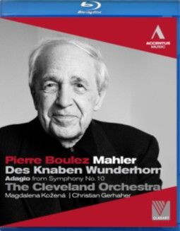 Pierre Boulez conducts Mahler
