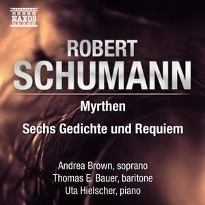 Schumann: Complete Lieder Volume 6