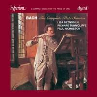 JS Bach: The Complete Flute Sonatas