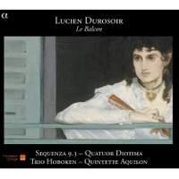 Lucien Durosoir: Le Balcon