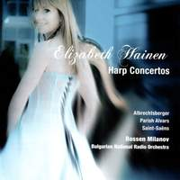 Harp Concertos by Parish Alvars, Albrechtsberger & Saint-Saëns