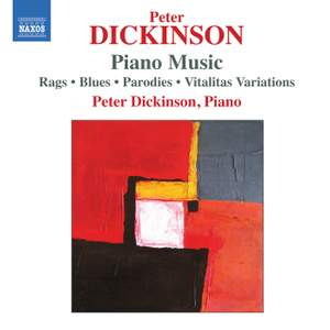 Peter Dickinson: Piano Music