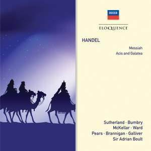 Handel: Acis and Galatea & Messiah
