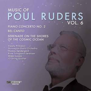 The Music of Poul Ruders, Volume 6