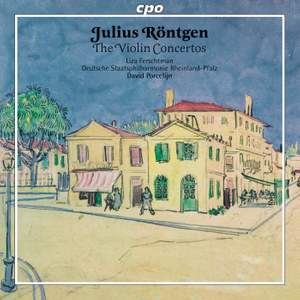 Röntgen: Violin Concertos