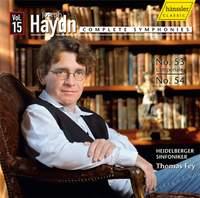Haydn - Complete Symphonies Volume 15