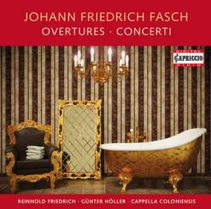 Fasch: Overtures & Concerti