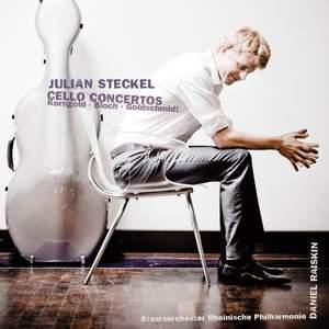 Korngold, Bloch & Goldschmidt: Cello Concertos Product Image