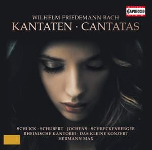 WF Bach: Cantatas