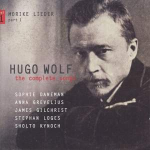 Hugo Wolf: The Complete Songs Volume 1