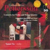 Gustav Allan Pettersson: Chamber Music