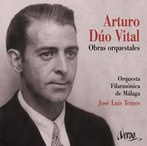 Arturo Dúo Vital: Orchestral Works Product Image