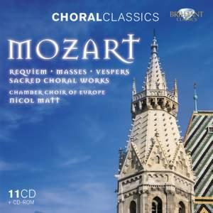 Mozart: Sacred Choral Works