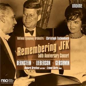 Remembering JFK: 50th Anniversary Concert