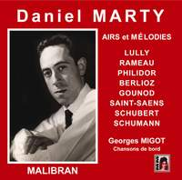 Daniel Marty: Airs & Melodies