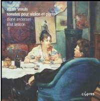 Victor Vreuls: Sonatas for piano and violin