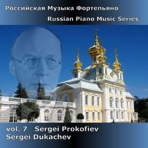 Russian Piano Music Series Volume 7 - Prokofiev
