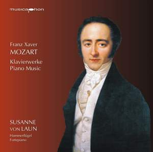 FX Mozart: Piano Music Product Image