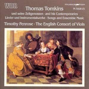 Tomkins and his Contemporaries