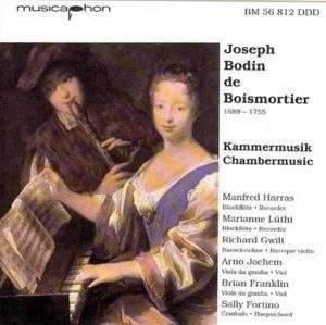Boismortier: Chamber Music