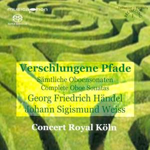 Interwoven Paths: Complete Oboe Sonatas by Handel and Weiss