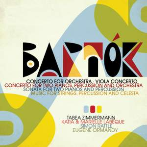 Bartók: Concertos