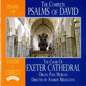The Complete Psalms of David Series 2 Volume 1