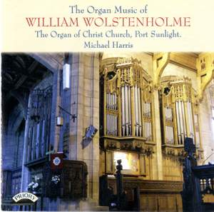 The Organ Music of William Wolstenholme