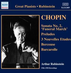 Chopin: Piano Sonata No. 2 Product Image