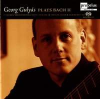 Georg Gulyás plays Bach II