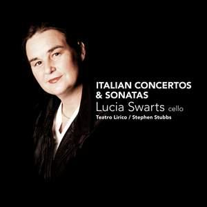 Italian Cello Concertos & Sonatas Product Image