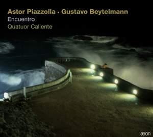 Astor Piazzolla & Gustavo Beytelmann: Encuentro