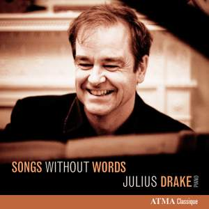 Julius Drake: Songs Without Words Product Image