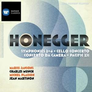 Honegger: Orchestral Works