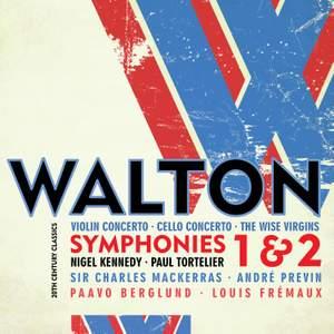 Walton: Symphonies Nos. 1 & 2