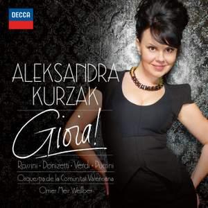 Aleksandra Kurzak: Gioia!