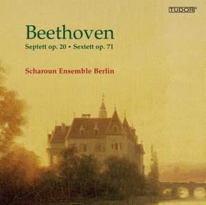 Beethoven: Septet & Sextet Product Image