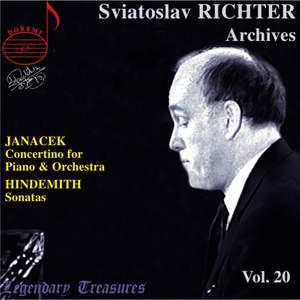 Sviatoslav Richter Archives, Volume 20
