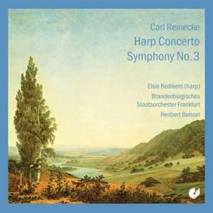 Reinecke: Harp Concerto & Symphony No. 3