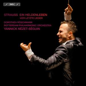 Strauss: Ein Heldenleben & Vier letzte Lieder Product Image