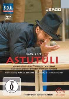 Orff: Astutuli
