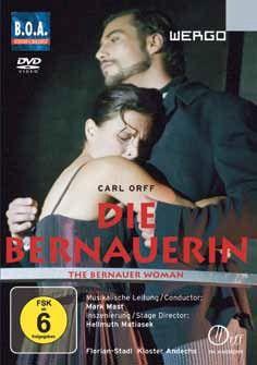 Orff: Die Bernauerin