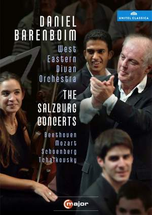Daniel Barenboim and the West-Eastern Divan Orchestra – The Salzburg Concerts Product Image