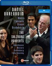 Daniel Barenboim and the West-Eastern Divan Orchestra – The Salzburg Concerts