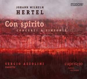 Hertel: Con Spirito!