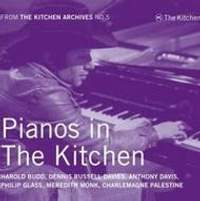 Pianos in the Kitchen
