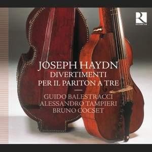 Haydn: Divertimenti Per Il Partiton A Tre